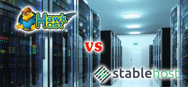 stablehost ดีไหม [compare vs Hawkhost]